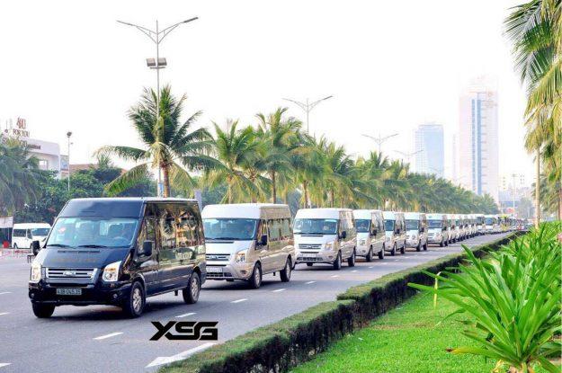 Dịch vụ cho thuê xe du lịch 16 chỗ tại Sài Gòn
