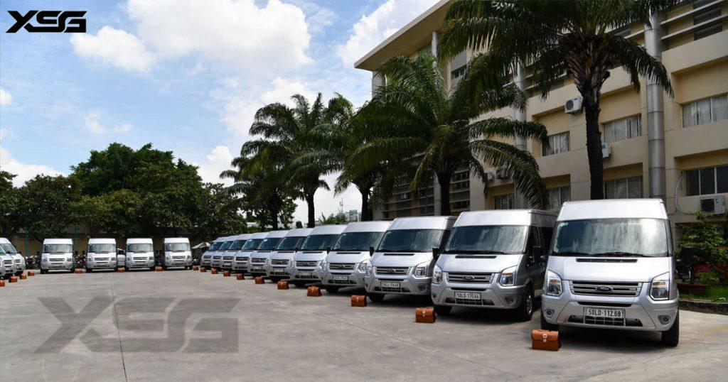 dịch vụ thuê xe đi Long Hải