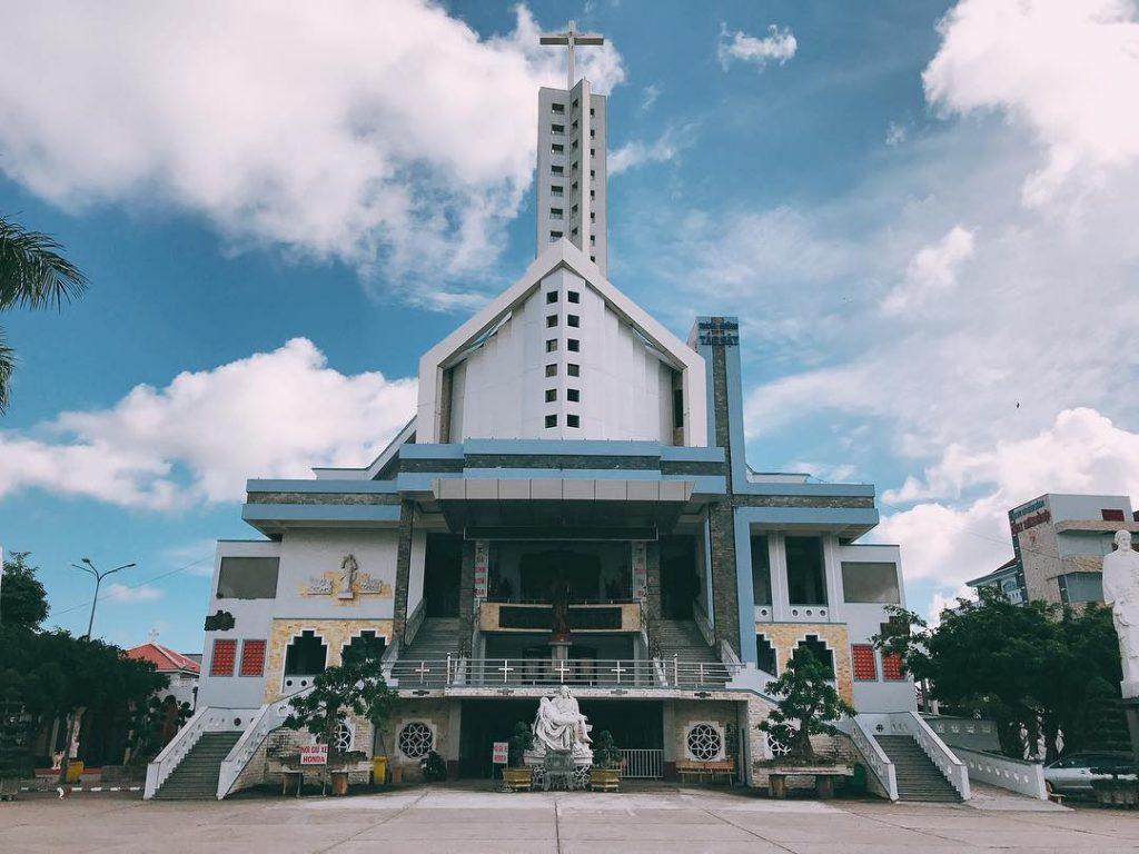 Nhà thờ tắc sậy bạc liêu