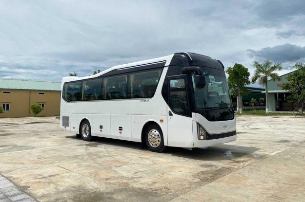 Dịch vụ cho thuê xe du lịch 35 chỗ tại Sài Gòn giá rẻ