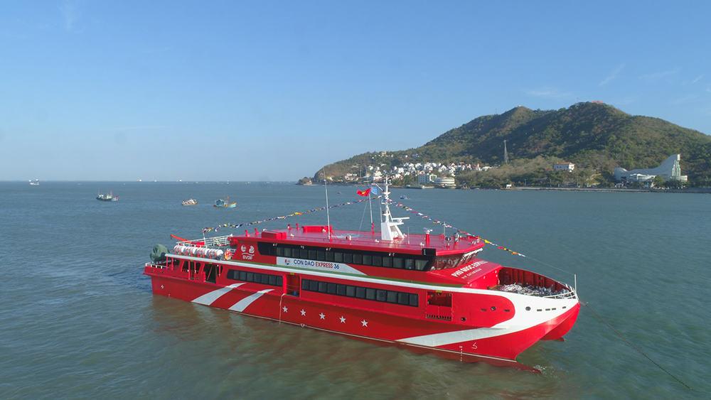 thuê xe đi cảng Trần Đề