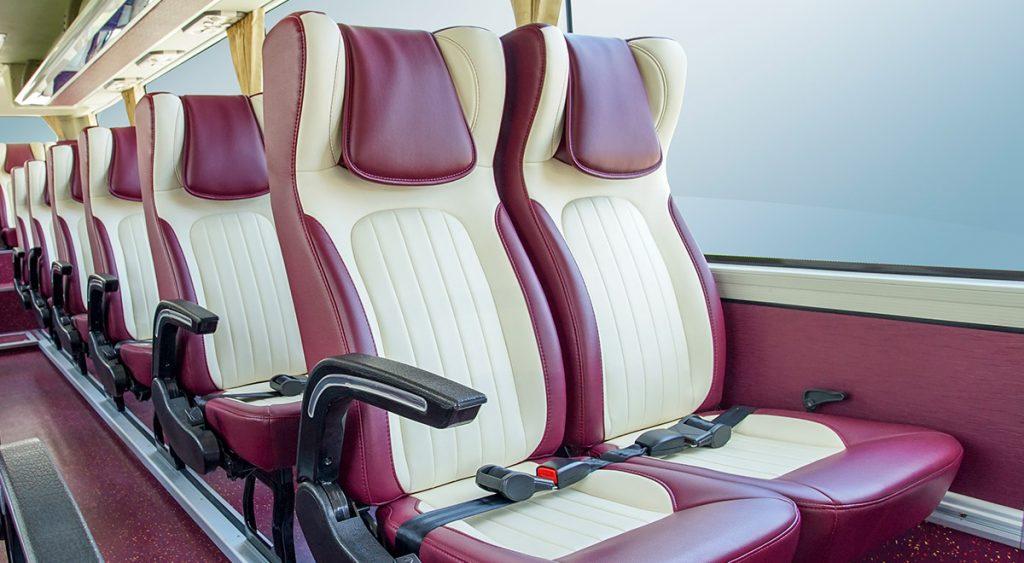 ghế xe thaco meadow 29 chỗ