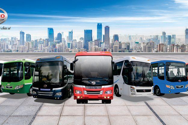 Giá bán xe Isuzu Samco 29 chỗ, hình ảnh, thông số