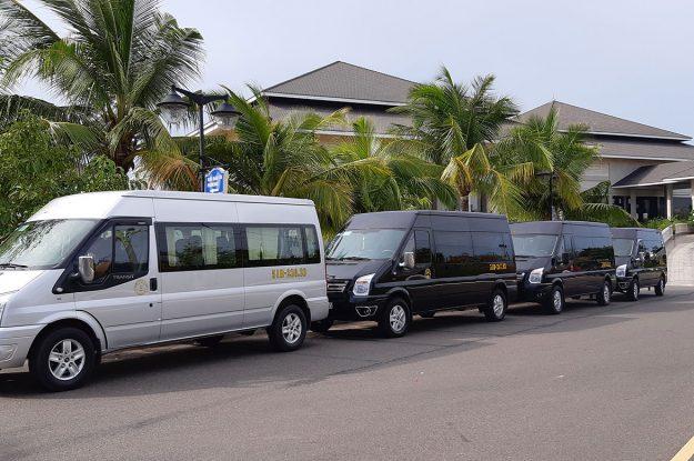 Dịch vụ cho thuê xe du lịch 16 chỗ đi Vũng Tàu giá rẻ