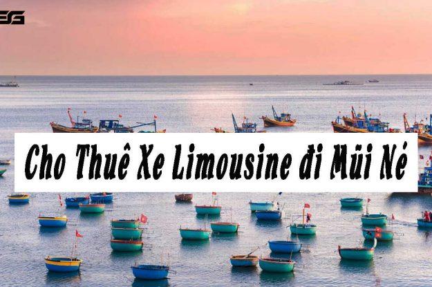 Dịch vụ thuê xe limousine đi Phan Thiết Mũi Né giá rẻ
