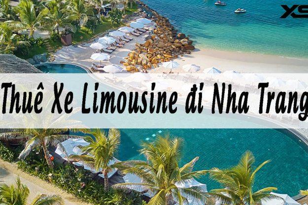 Dịch vụ cho thuê xe limousine 9 chỗ đi Nha Trang giá rẻ